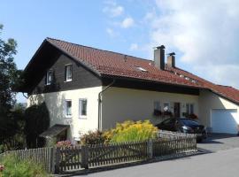Ferienwohnung Frisch, Schönberg (Innernzell yakınında)