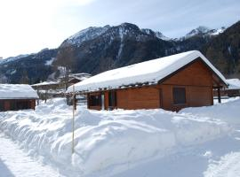 Margherita Camping & Resort, Gressoney-Saint-Jean