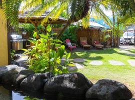 Nalu Kai Lodge Paia Hotel, Паиа