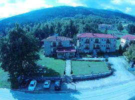 Hotel Orama, Крионерион (рядом с городом Platanákos)