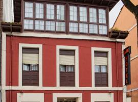 Hotel La Paz, Llanes (Pancar yakınında)