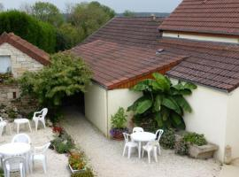 Maison d'Hote le Relais, Fresnes (рядом с городом Marmagne)