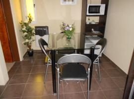 Los Tilos Apart Hotel, Esther (General Lagos yakınında)