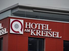Hotel am Kreisel: Self-Service Check-In Hotel