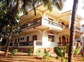 Indraprasth Palolem Hill, Палолем (рядом с городом Патнэм)