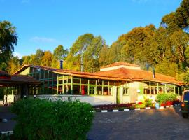 Le Bambou Gorilla Lodge, Ruhengeri (Near Kinigi)