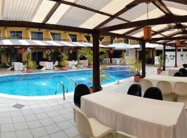 Hotel Costa Azul County Beach, Puerto Cortes (рядом с городом Omoa)