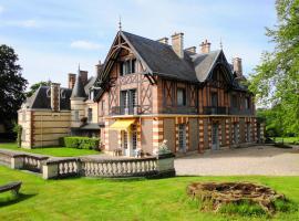 B&B Chateau De La Faye, Ménétréol-sur-Sauldre (рядом с городом La Chapelle-d'Angillon)