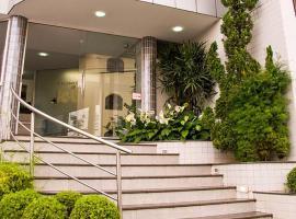 Hotel Job, Itabira (Itambé do Mato Dentro yakınında)