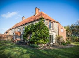 Sidney House Farm, Saxlingham (рядом с городом Langham)