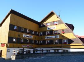 Hotel Slunečná - Günther Hof, Boží Dar