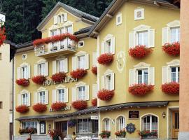 Hotel Alpsu, Disentis (Cavardiras yakınında)