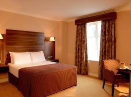 Dillon's Hotel, Leterkenis