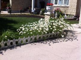 Homestay Belton 104, Winnipeg (Selkirk yakınında)