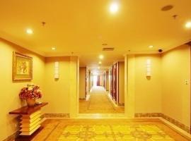 Huaxia Kangnian Hotel Daxian, Dazhou (Tianshengqiao yakınında)