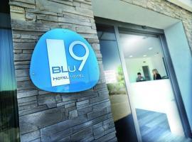 Blu9 Hotel, Novedrate (Lentate sul Seveso yakınında)
