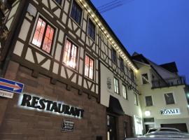 Hotel Restaurant Rössle, Calw