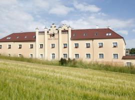Hotel Allvet, Drnovice (Olšany yakınında)