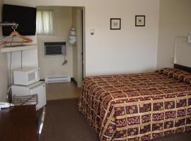 Tops Motel, Burley