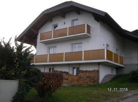 Apartment in Seeham/Salzburger Land 288, Dürnberg (Obertrum am See yakınında)