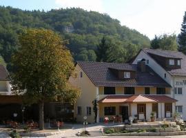 Landgasthof Zum Wolfsberg, Dietfurt (Breitenbrunn yakınında)