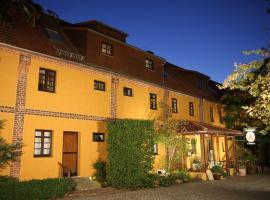 Hotel Wenzels Hof, Zwethau (À proximité de: Torgau)
