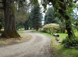 Vulcanche, Villa Traful (La Lipela yakınında)