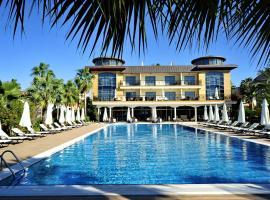 Villa Augusto Boutique Hotel & SPA, Konaklı