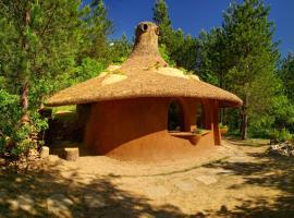 Omaya Eco Village, Gaytaninovo (рядом с городом Áno Vrondoú)