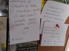 Albemili B&B, Cusano Mutri (San Lorenzello yakınında)