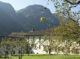 Ostello dei Cappuccini, Faido (Rodi yakınında)