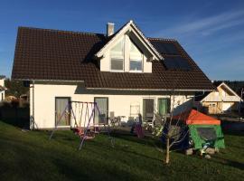 Ferienwohnung Ahorn, Hohenstein (Dapfen yakınında)