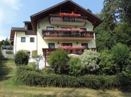 Ferienwohnung Waldoase am Fuchsenstein, Spiegelau (Langdorf yakınında)