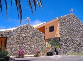 Casas Rurales Amparo Las Hayas, Valle Gran Rey (Arure yakınında)