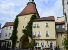 Klassik Hotel am Tor, Weiden (Maierhof yakınında)