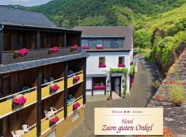 Moselstern Hotel Zum guten Onkel