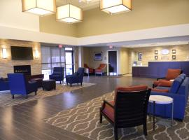 Comfort Suites-Youngstown North