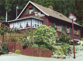 Haus Rehlein, Schierke (Drei Annen Hohne yakınında)