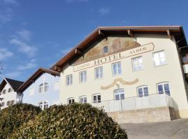Garni Hotel Alber, Marktl (Perach yakınında)