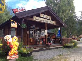 Furuly Camping, Nordberg (Near Bjorli Ski)