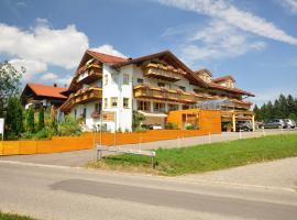 Berghüs Schratt - vegetarisches und veganes Biohotel, Oberstaufen