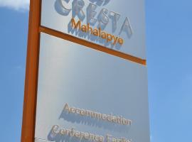 Cresta Mahalapye Hotel