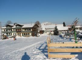 Ferienhotel Starennest, Schindelberg