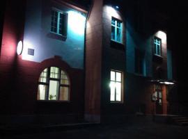 Hotel Britz, Velké Hamry (nära Tanvald)