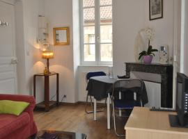 L'appartement d'Aymar, Moulins