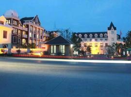 Shangtang Hot Spring Resort, Lushan (Aikou yakınında)