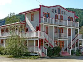 The Bunkhouse, Dawson City