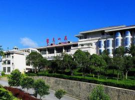 Juxiu Villa Hotel, Zhen'an (Dongjiangkou yakınında)