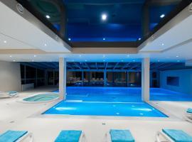 Hotel New Wave, Wisła