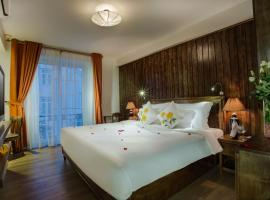 Noble & Swan Boutique Hotel, Ханой